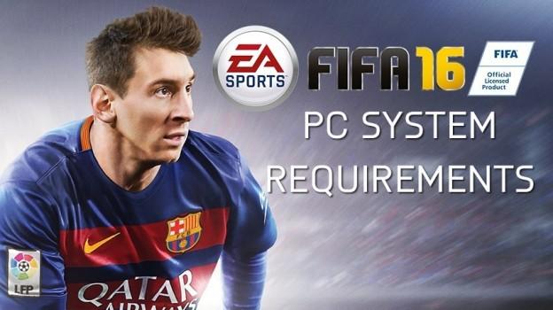 FIFA 16 Screenshot #1 for PC
