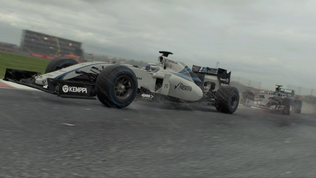 F1 2015 Screenshot #32 for PS4