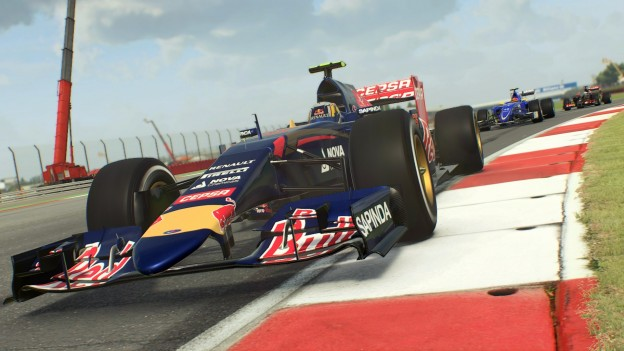 F1 2015 Screenshot #33 for PS4