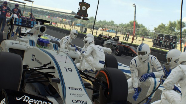 F1 2015 Screenshot #35 for PS4