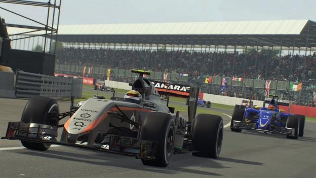 F1 2015 Screenshot #36 for PS4