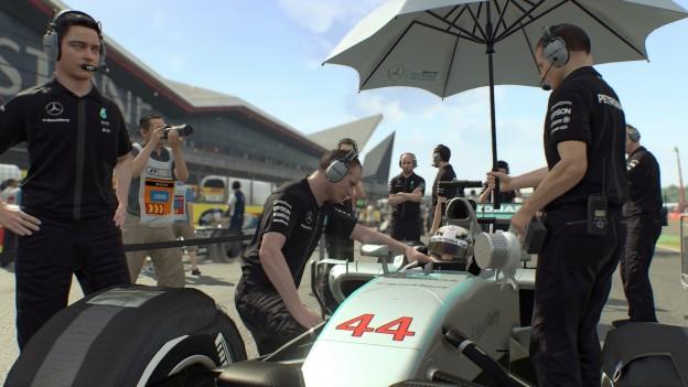 F1 2015 Screenshot #37 for PS4