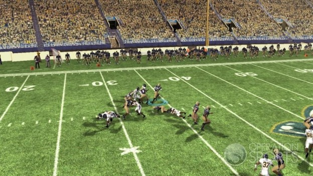 NCAA Football 09 Screenshot #713 for Xbox 360
