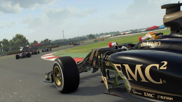 F1 2015 Screenshot #39 for PS4