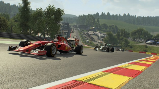F1 2015 Screenshot #24 for Xbox One