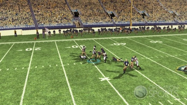 NCAA Football 09 Screenshot #714 for Xbox 360