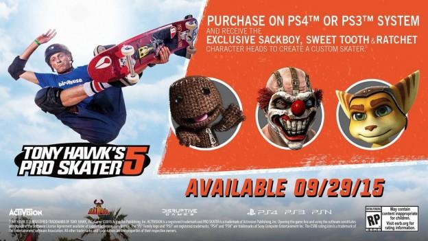 Tony Hawk's Pro Skater 5 Screenshot #15 for PS4