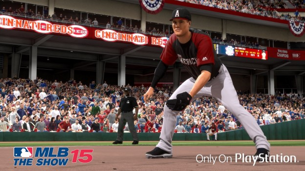 MLB 15 The Show Screenshot #264 for PS4