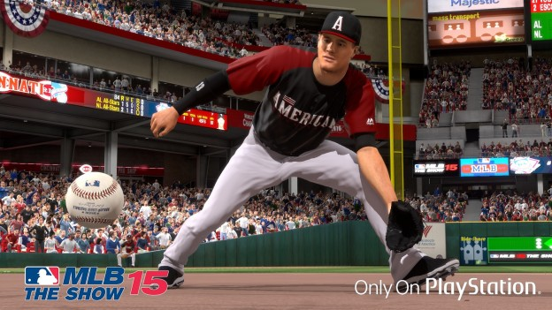 MLB 15 The Show Screenshot #265 for PS4