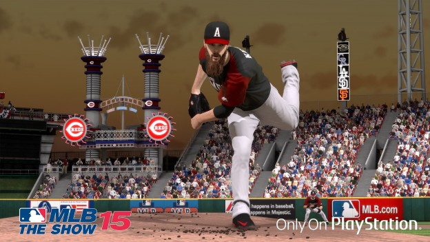 MLB 15 The Show Screenshot #266 for PS4