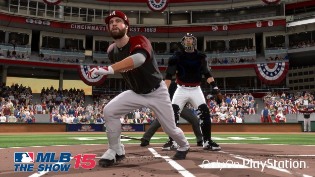 MLB 15 The Show Screenshot #267 for PS4