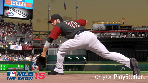 MLB 15 The Show Screenshot #268 for PS4