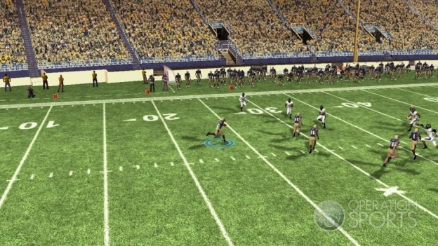 NCAA Football 09 Screenshot #715 for Xbox 360