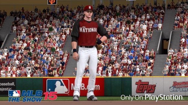 MLB 15 The Show Screenshot #269 for PS4