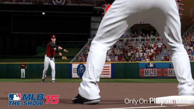 MLB 15 The Show Screenshot #270 for PS4