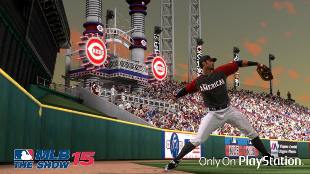MLB 15 The Show Screenshot #275 for PS4