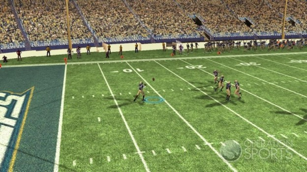 NCAA Football 09 Screenshot #716 for Xbox 360