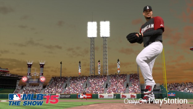 MLB 15 The Show Screenshot #282 for PS4