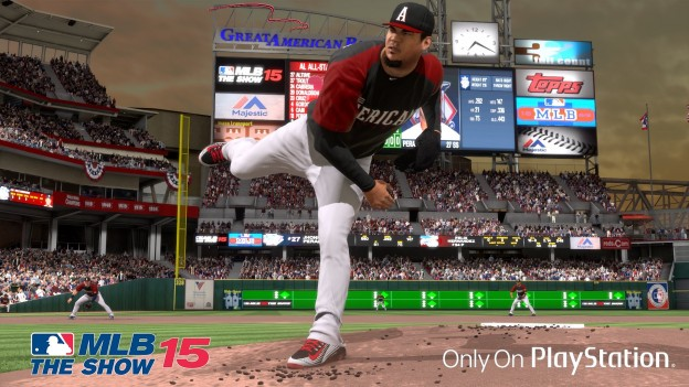 MLB 15 The Show Screenshot #283 for PS4