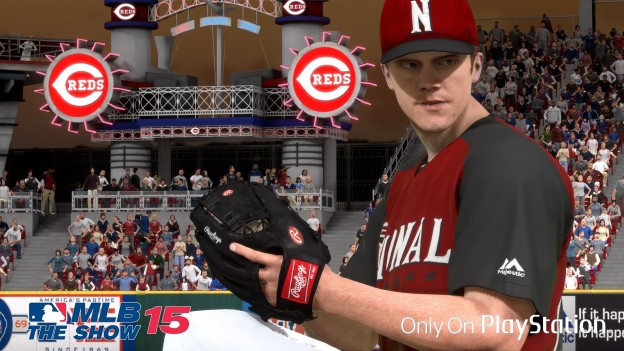 MLB 15 The Show Screenshot #286 for PS4