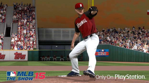 MLB 15 The Show Screenshot #287 for PS4