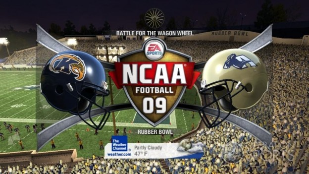 NCAA Football 09 Screenshot #717 for Xbox 360