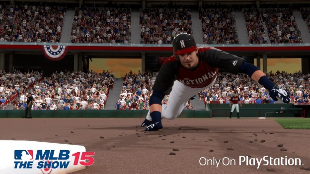 MLB 15 The Show Screenshot #289 for PS4