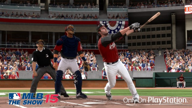 MLB 15 The Show Screenshot #291 for PS4
