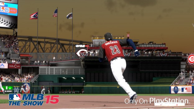 MLB 15 The Show Screenshot #293 for PS4