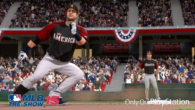 MLB 15 The Show Screenshot #294 for PS4