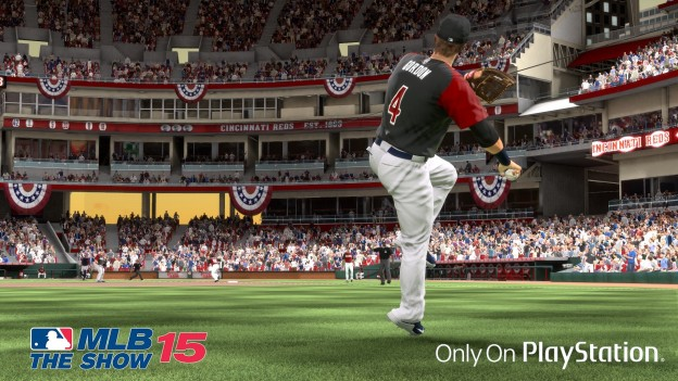 MLB 15 The Show Screenshot #295 for PS4