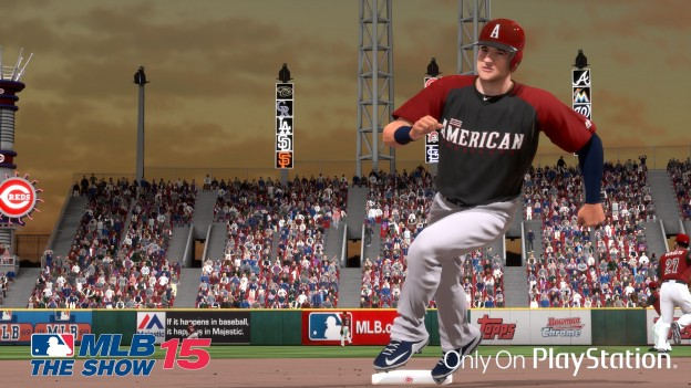 MLB 15 The Show Screenshot #296 for PS4