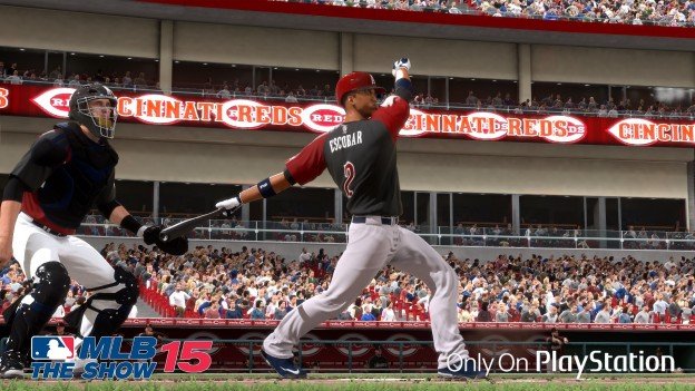 MLB 15 The Show Screenshot #297 for PS4