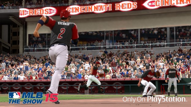 MLB 15 The Show Screenshot #298 for PS4