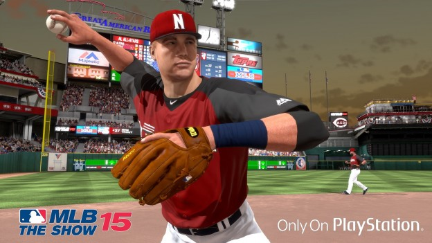 MLB 15 The Show Screenshot #300 for PS4
