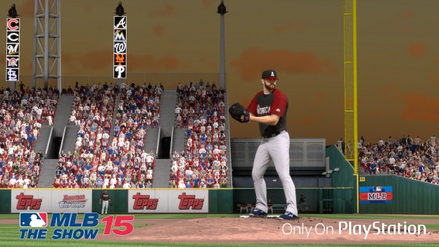 MLB 15 The Show Screenshot #303 for PS4