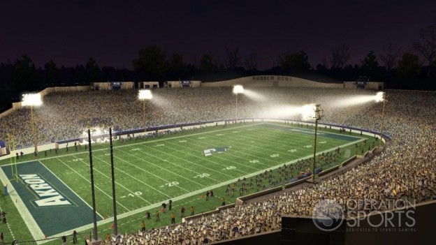 NCAA Football 09 Screenshot #719 for Xbox 360