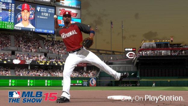 MLB 15 The Show Screenshot #311 for PS4
