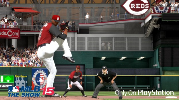 MLB 15 The Show Screenshot #312 for PS4