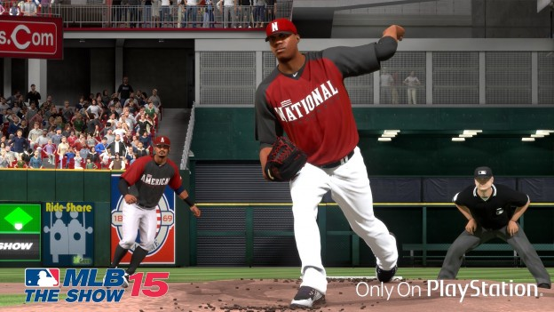 MLB 15 The Show Screenshot #313 for PS4