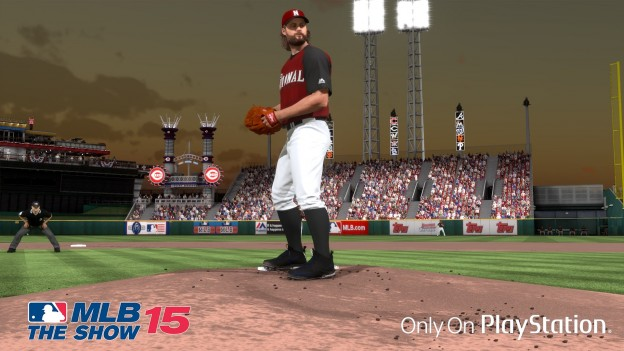 MLB 15 The Show Screenshot #314 for PS4