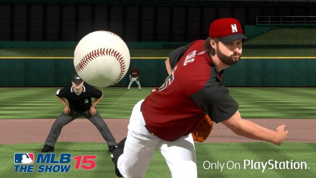 MLB 15 The Show Screenshot #315 for PS4