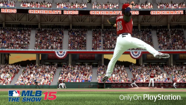 MLB 15 The Show Screenshot #316 for PS4