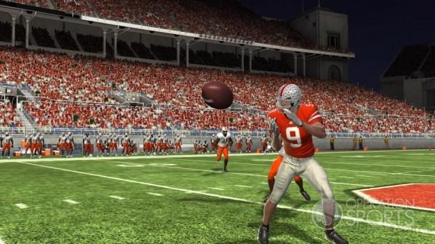 NCAA Football 09 Screenshot #720 for Xbox 360