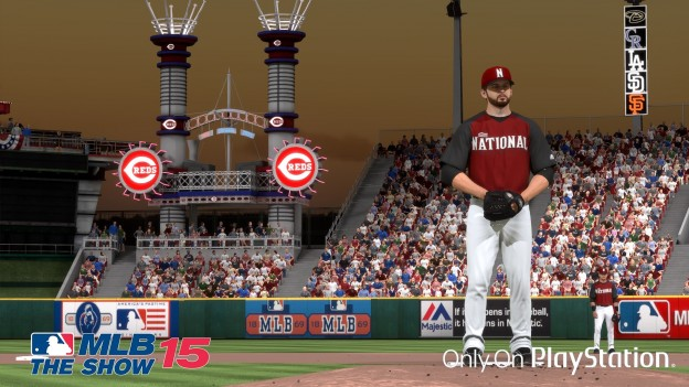 MLB 15 The Show Screenshot #319 for PS4