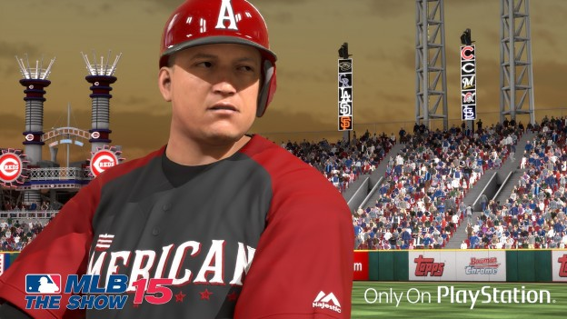 MLB 15 The Show Screenshot #320 for PS4
