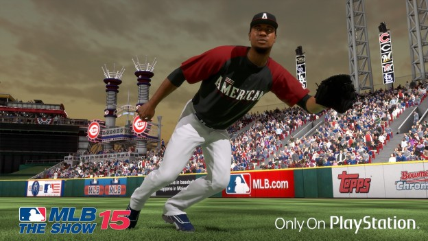 MLB 15 The Show Screenshot #322 for PS4