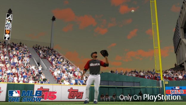 MLB 15 The Show Screenshot #323 for PS4