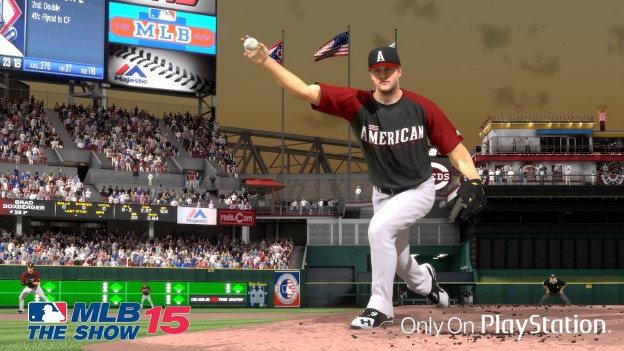 MLB 15 The Show Screenshot #325 for PS4
