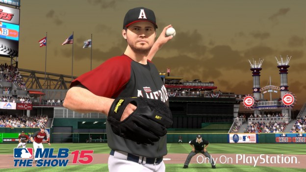 MLB 15 The Show Screenshot #326 for PS4